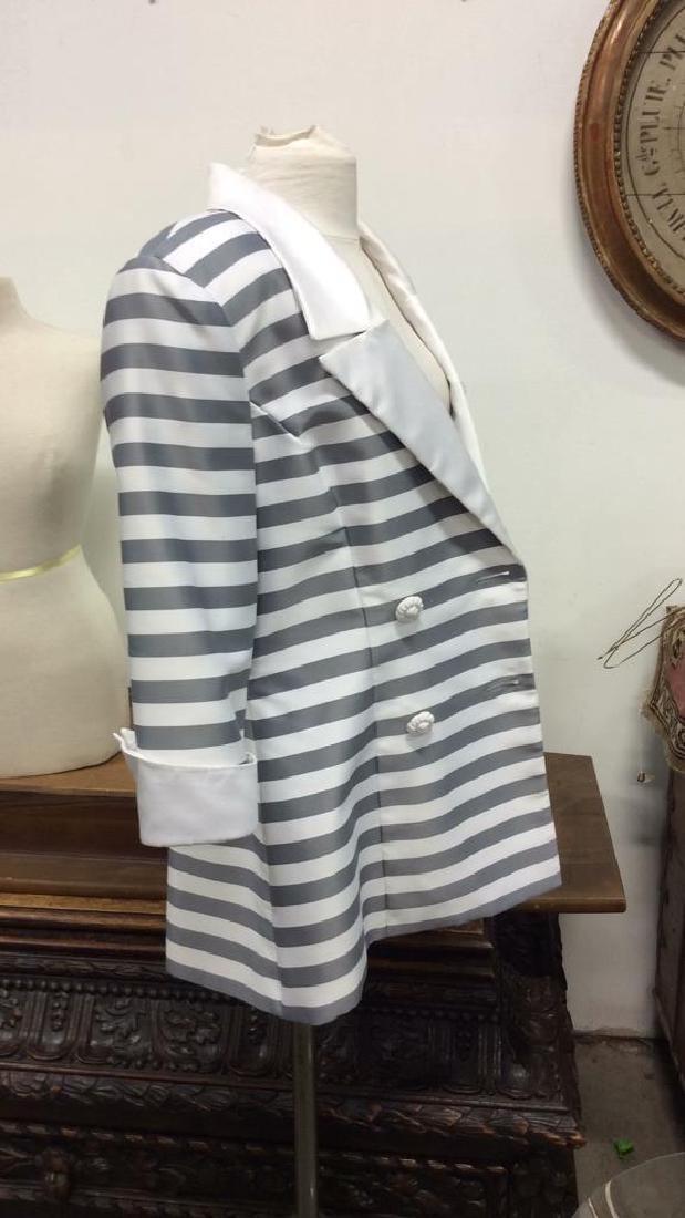 KAREN LORRANCE Polyester Fully Lined Blazer - 3