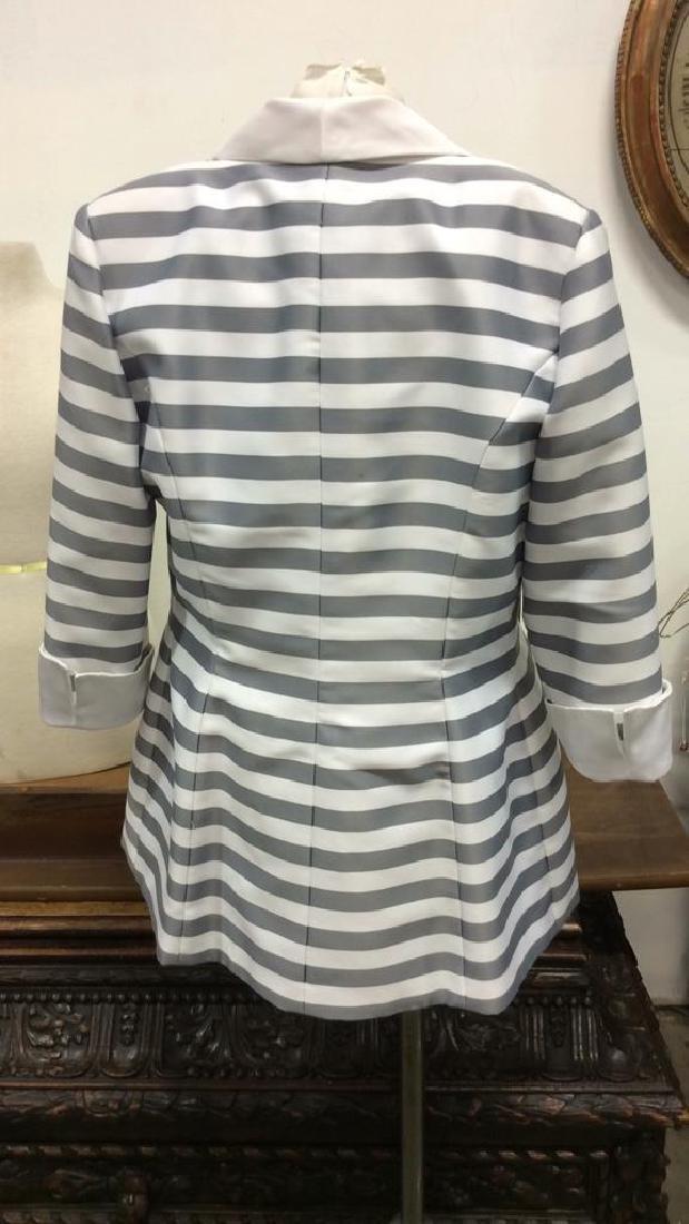 KAREN LORRANCE Polyester Fully Lined Blazer - 4