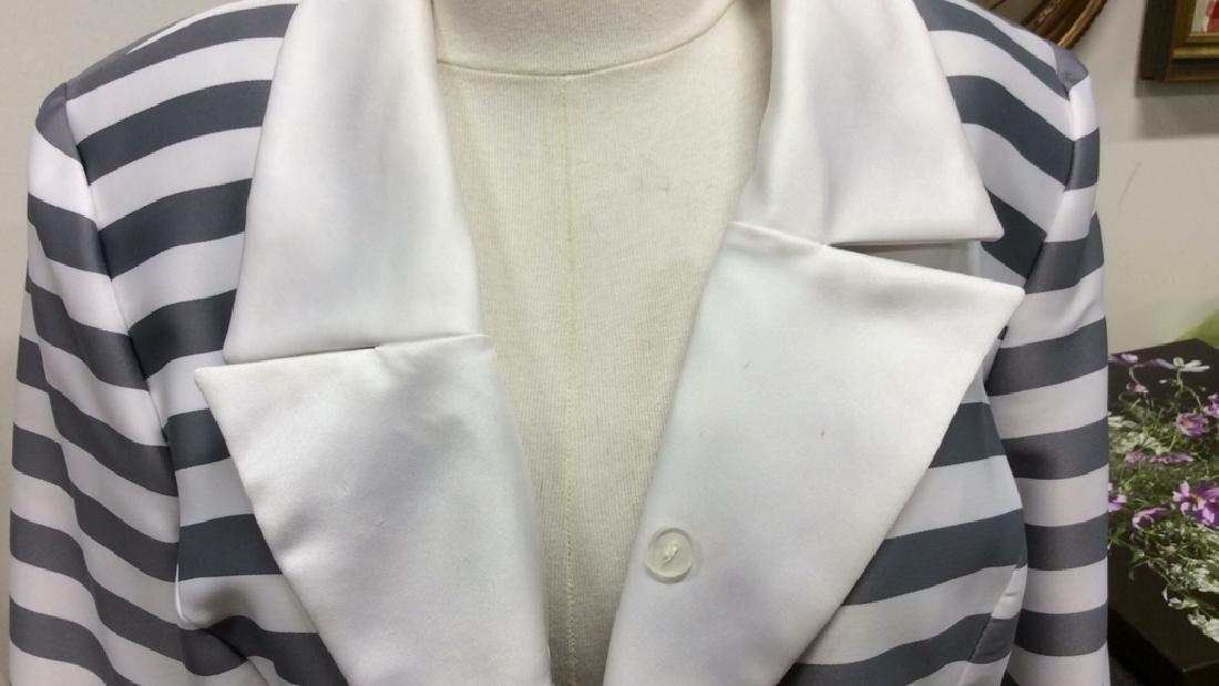 KAREN LORRANCE Polyester Fully Lined Blazer - 7