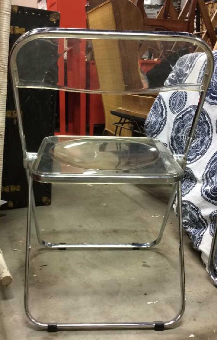 Lot 3 Anonima Castelli, Italy Folding Chairs - 4
