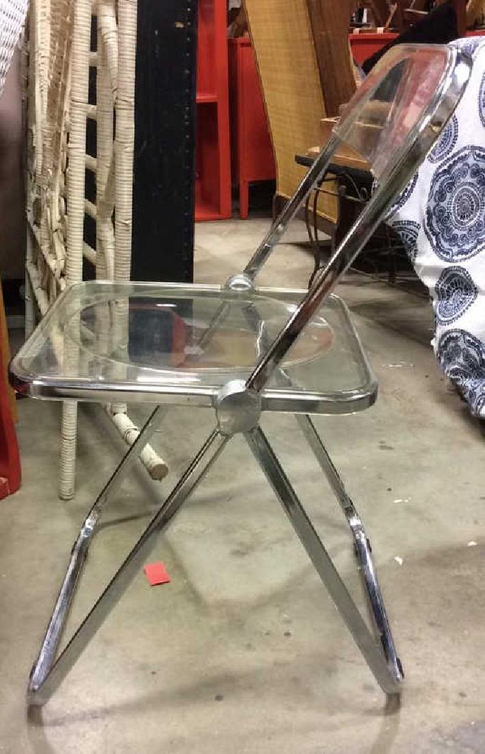 Lot 3 Anonima Castelli, Italy Folding Chairs - 6