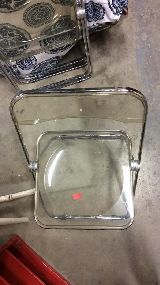 Lot 3 Anonima Castelli, Italy Folding Chairs - 8