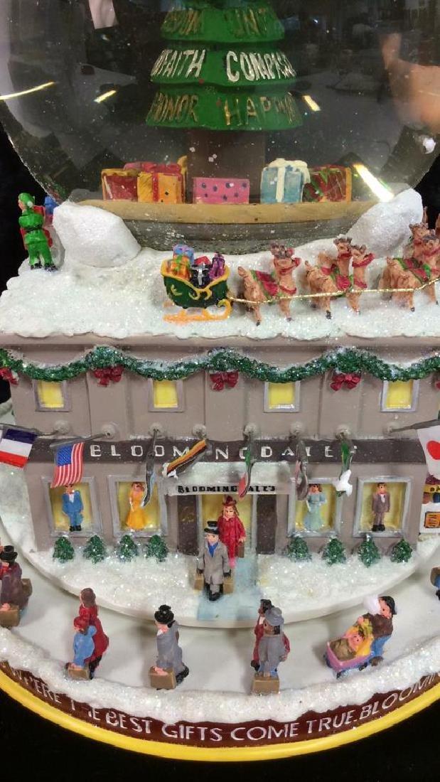 Holiday Snow Globe - 2