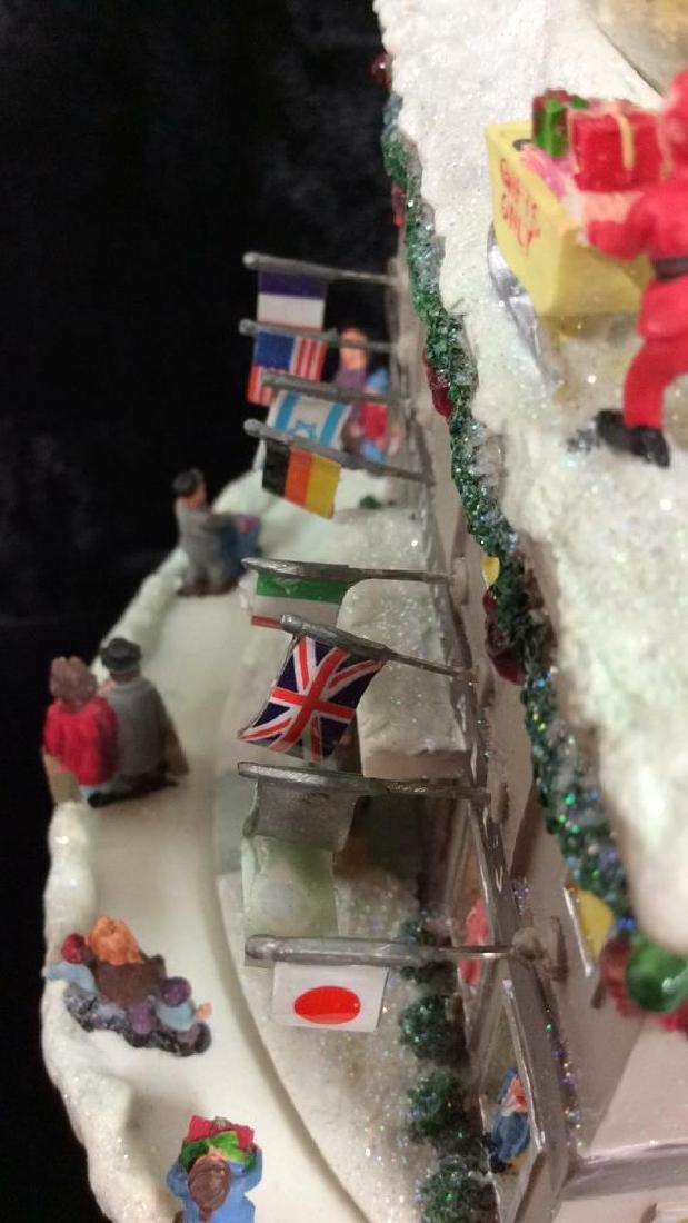 Holiday Snow Globe - 9
