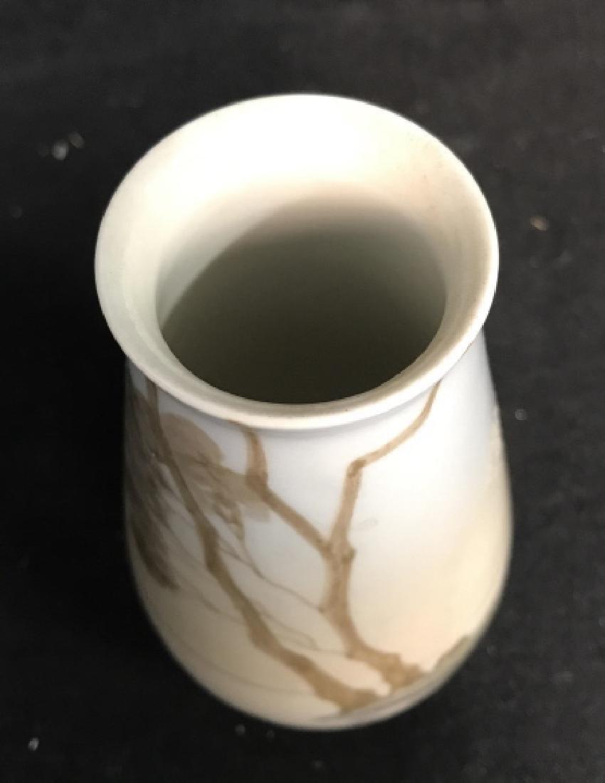 Denmark B&G ceramic Porcelain  Bud Vase - 4