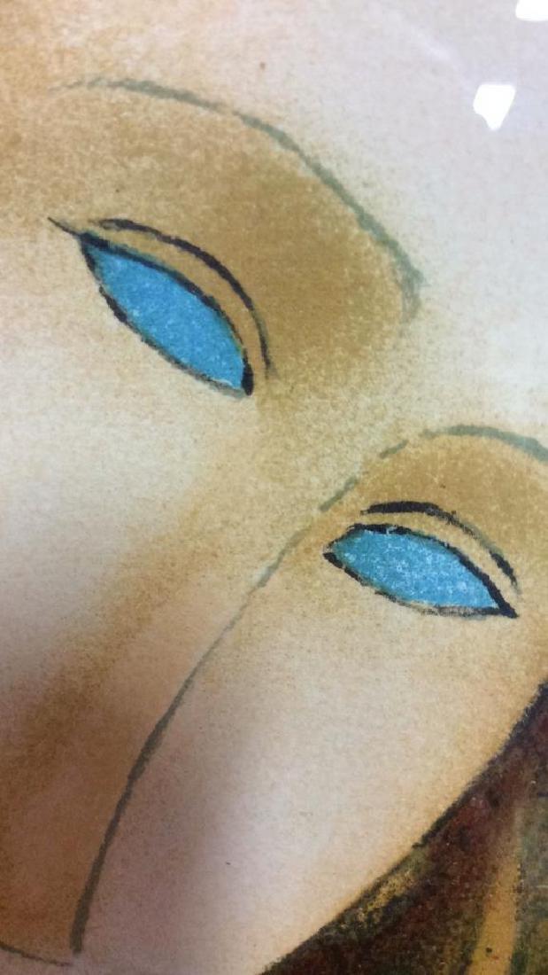 Modigliani Limited Edition Lithograph - 5