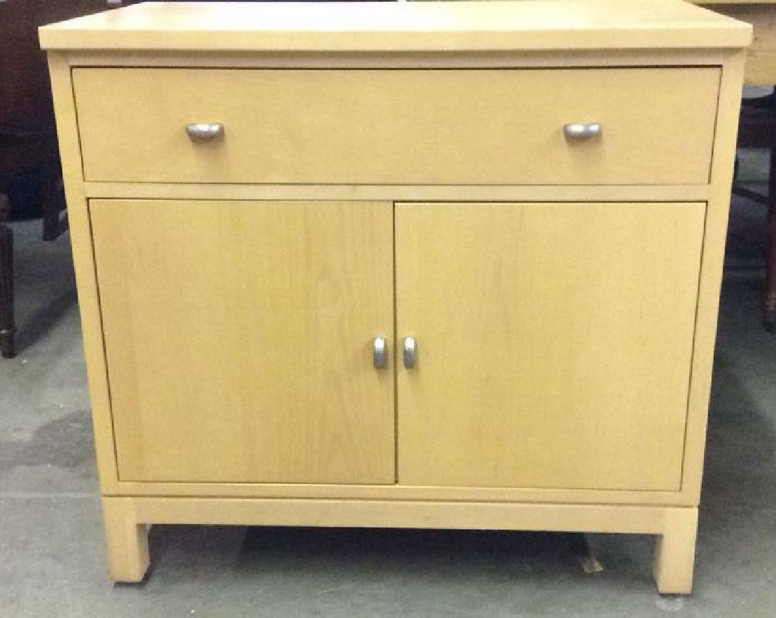 ETHAN ALLEN Wooden Cabinet Chest