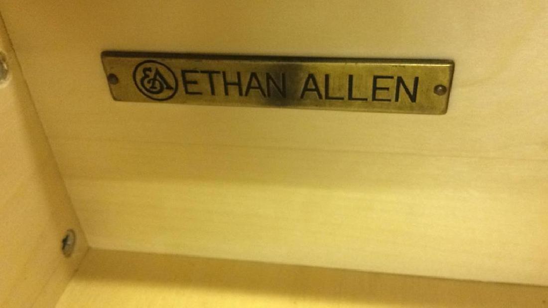 ETHAN ALLEN Wooden Cabinet Chest - 2