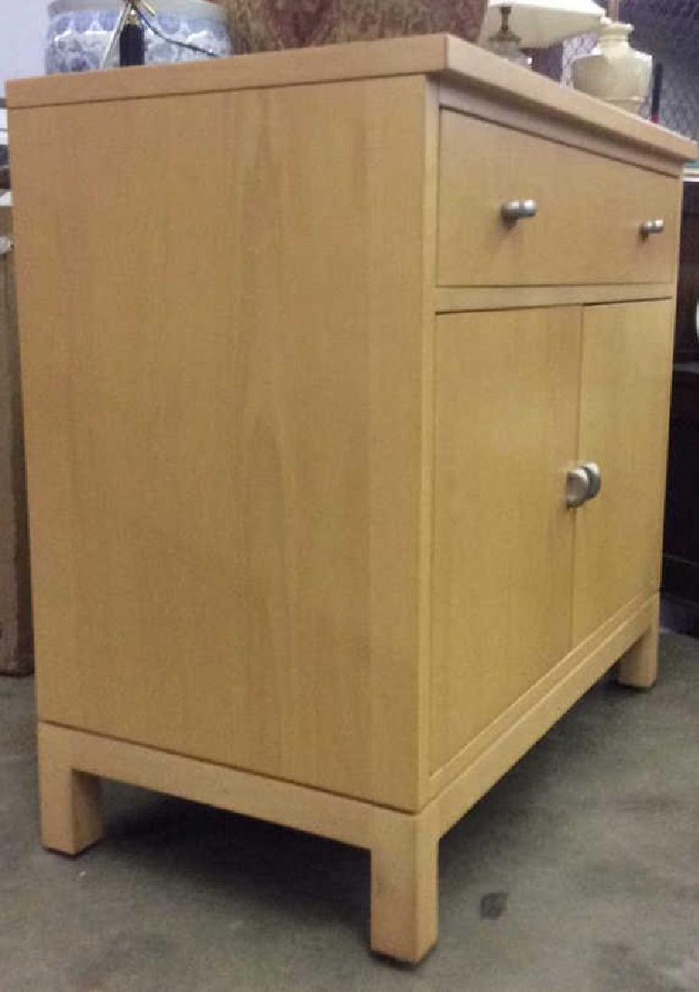 ETHAN ALLEN Wooden Cabinet Chest - 4