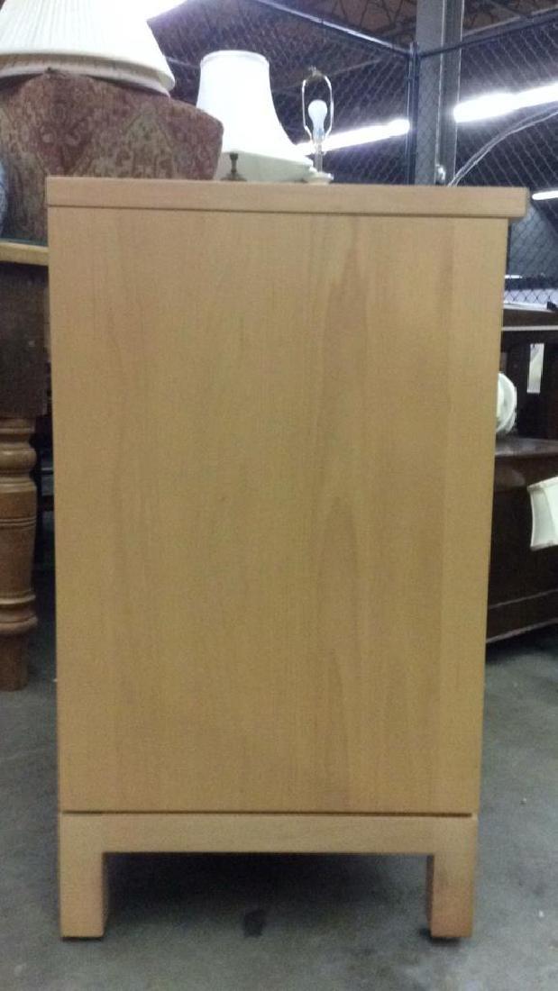 ETHAN ALLEN Wooden Cabinet Chest - 6