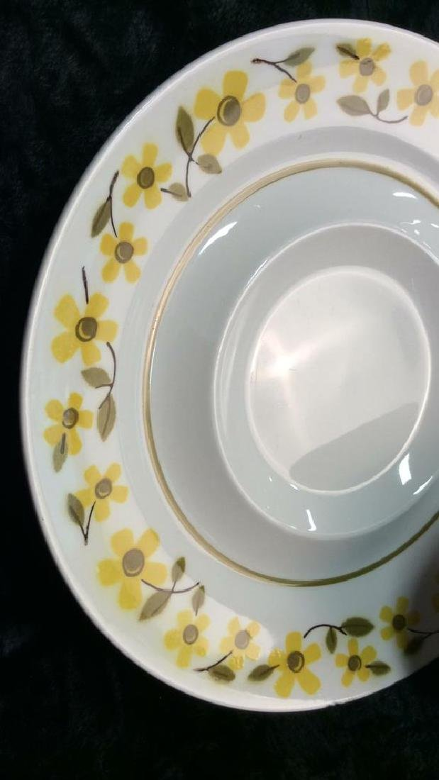 Set16 Mid Century 1970s MIKASA Teacups and Saucers - 4