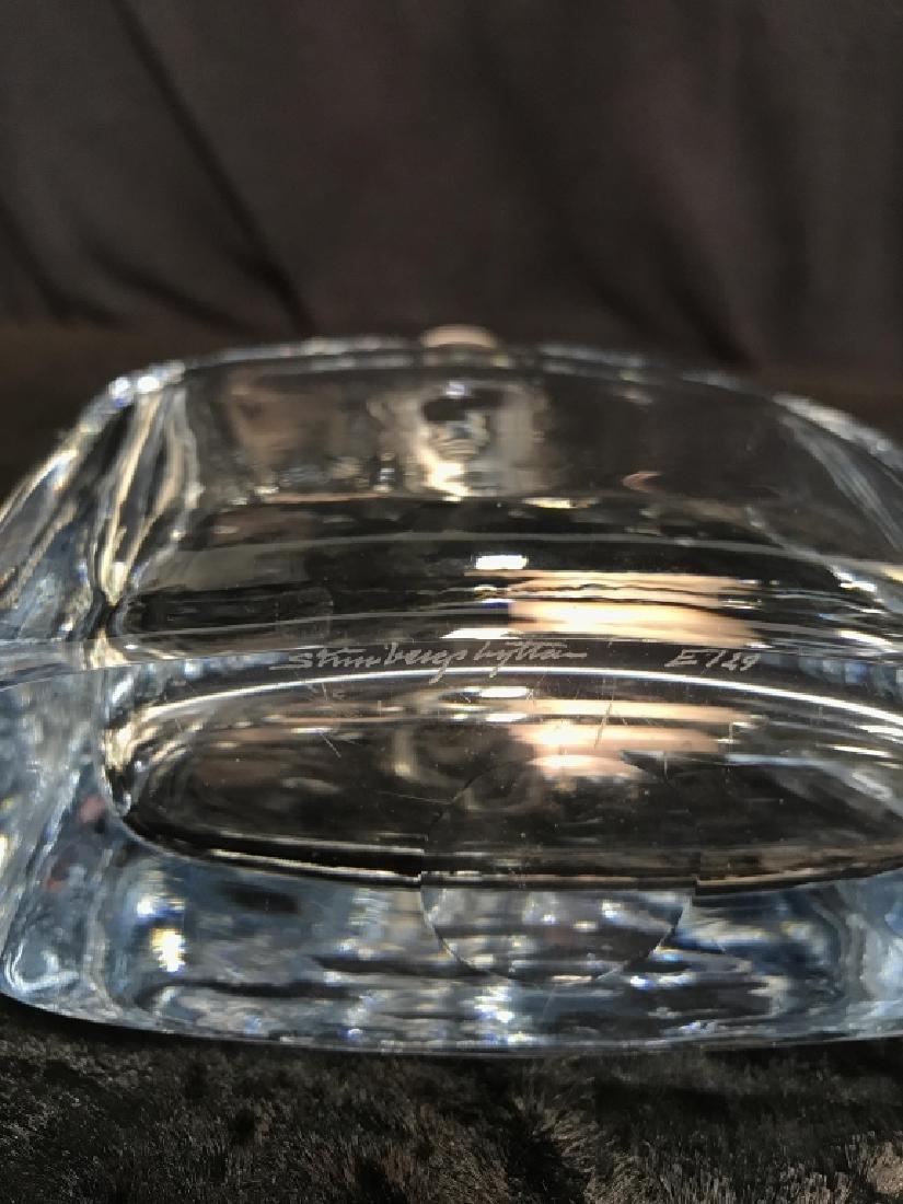 Mid Century Strombergshyttan Artglass Decanter - 6
