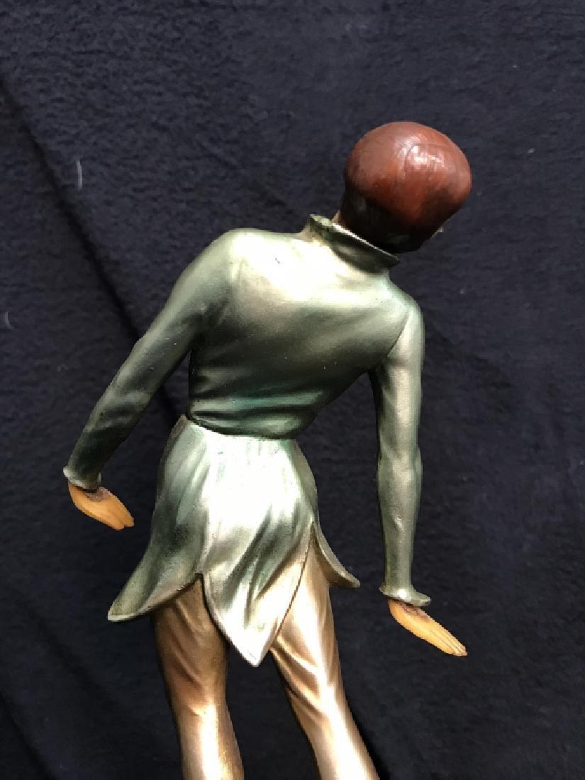 German Art Deco Dancing Figurals Vintage - 6