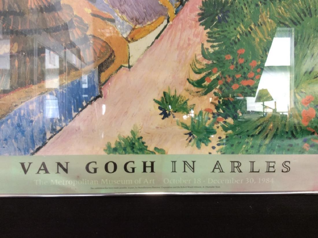 Print Van Gough In Arles Circa '84 - 4