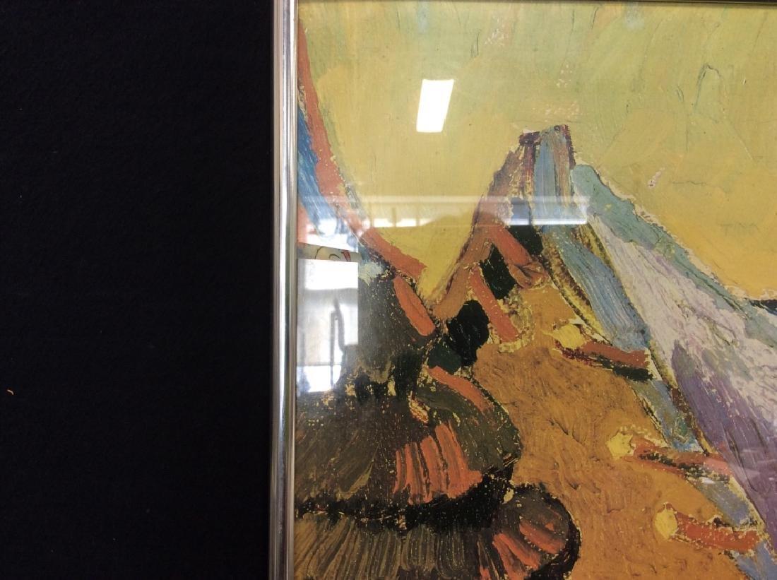 Print Van Gough In Arles Circa '84 - 6