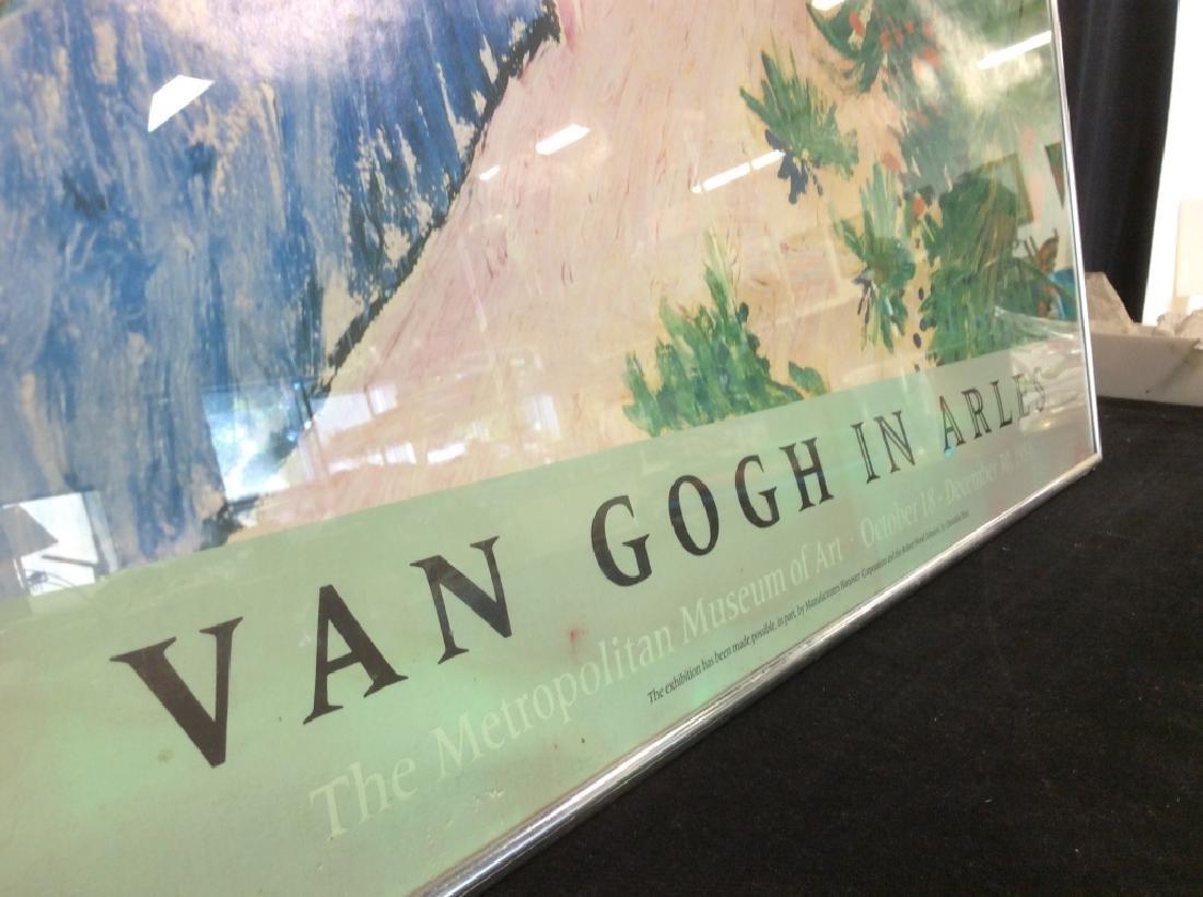 Print Van Gough In Arles Circa '84 - 7