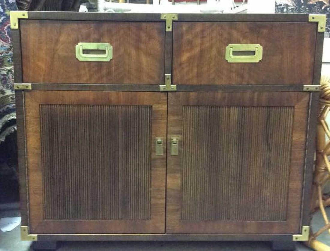 LANE Altavista, Virginia Wood Campaign Credenza