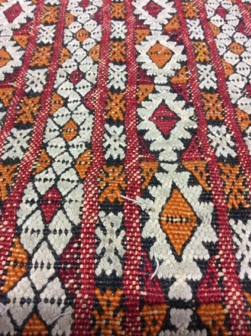 Vintage Handmade Oriental Rug Carpet
