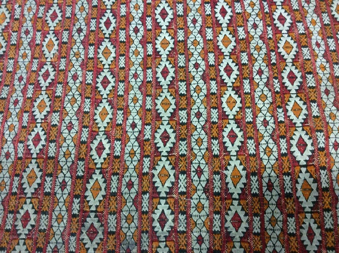 Vintage Handmade Oriental Rug Carpet - 4