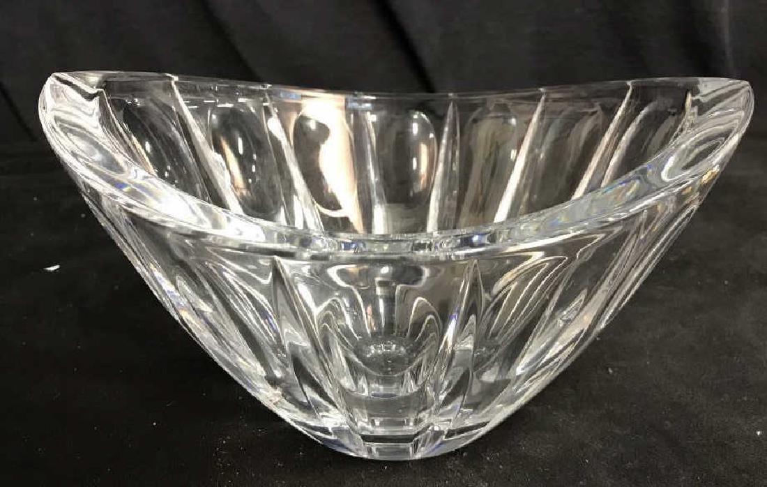 Heavy Cut Crystal LENOX Crystal Bowl