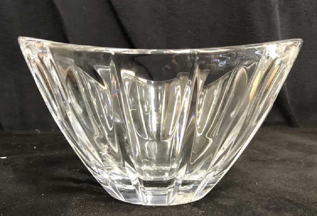 Heavy Cut Crystal LENOX Crystal Bowl - 2