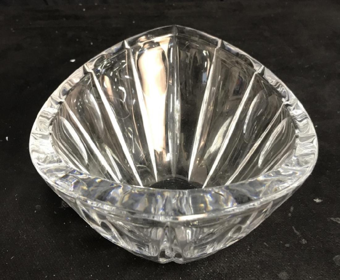 Heavy Cut Crystal LENOX Crystal Bowl - 5