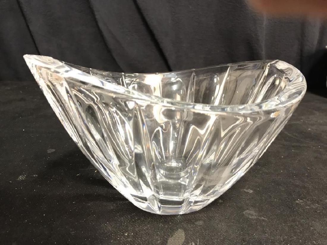 Heavy Cut Crystal LENOX Crystal Bowl - 6