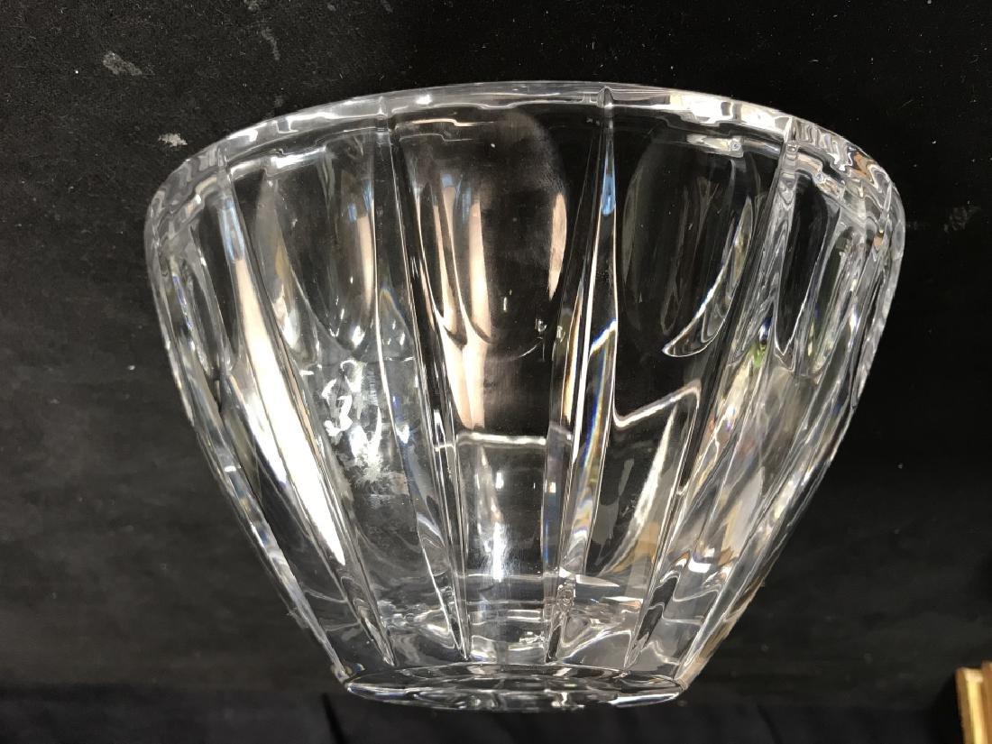 Heavy Cut Crystal LENOX Crystal Bowl - 7