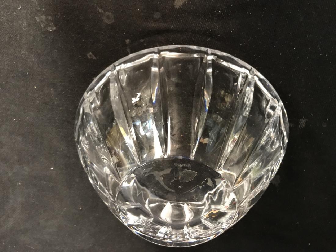 Heavy Cut Crystal LENOX Crystal Bowl - 8