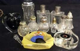 Group Collectible Vintage Bottles more