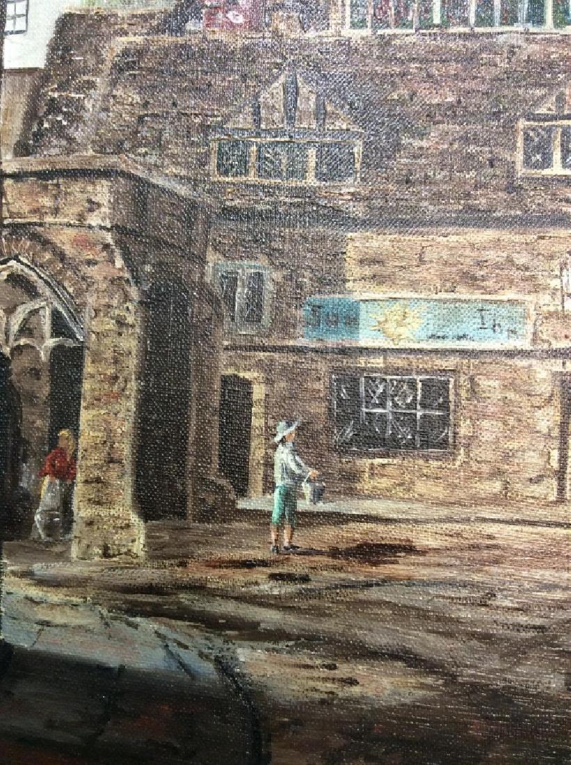 R.D. Schorle Street Painting - 3