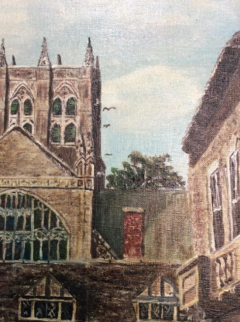 R.D. Schorle Street Painting - 6