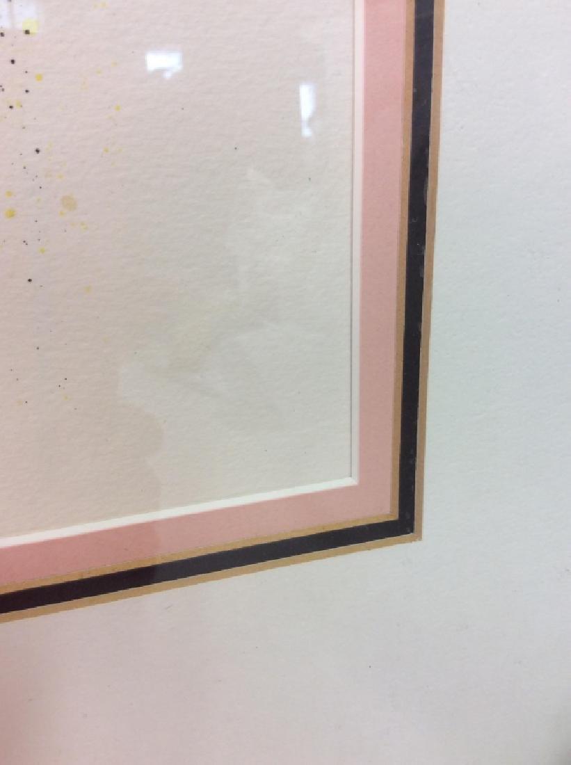 Joan Miró Framed Matted Art  Print - 6