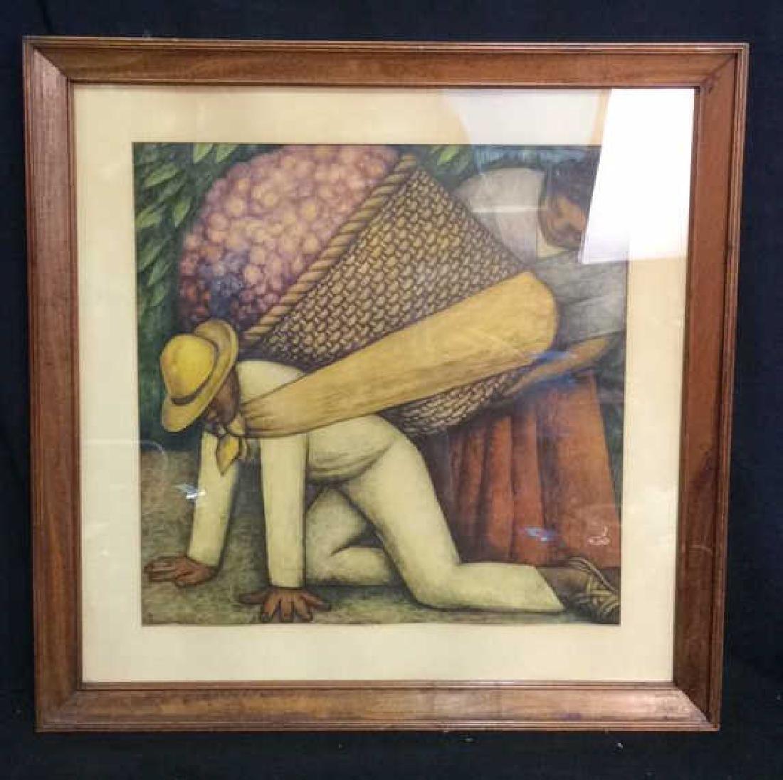 Diego Rivera 1935 Print Art