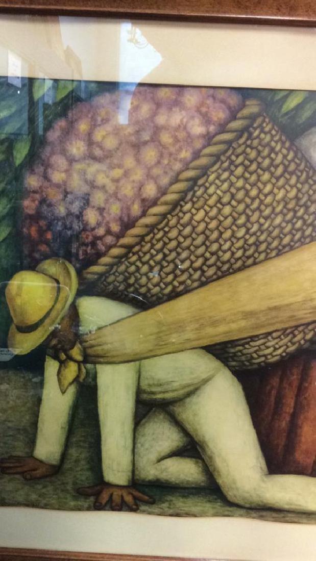 Diego Rivera 1935 Print Art - 3