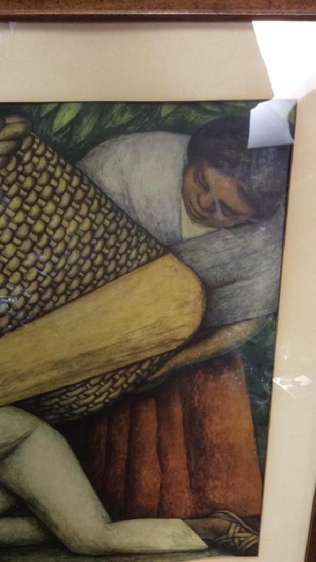 Diego Rivera 1935 Print Art - 7