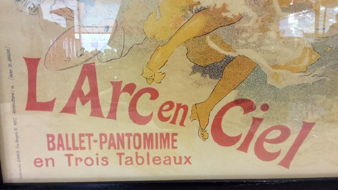 Vintage Folies-Bergere Poster Print Artwork - 4