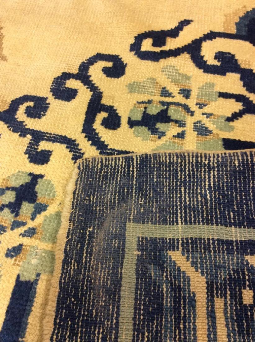 Chinese Art Deco Handmade Wool Rug - 9
