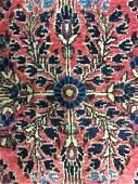 Antique Persian Handmade Wool Rug