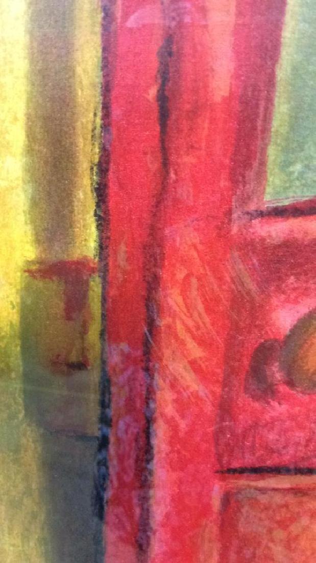 Modigliani Limited Edition Lithograph - 6