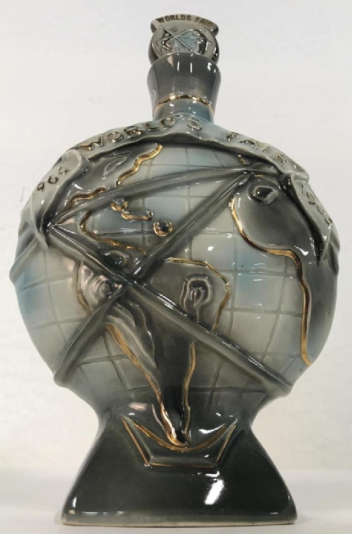 JAMES B BEAM Handcrafted REGAL CHINA Decanter - 3