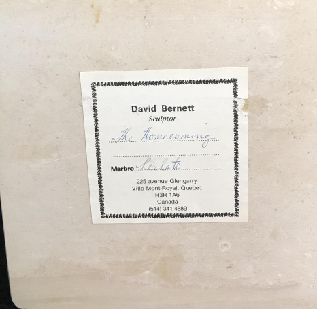 David Bennett Inuit Relief Sculpture - 7