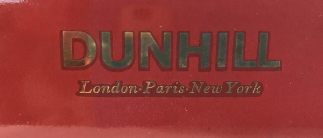 Vintage England Square Ceramic Dunhill Ashtray - 7