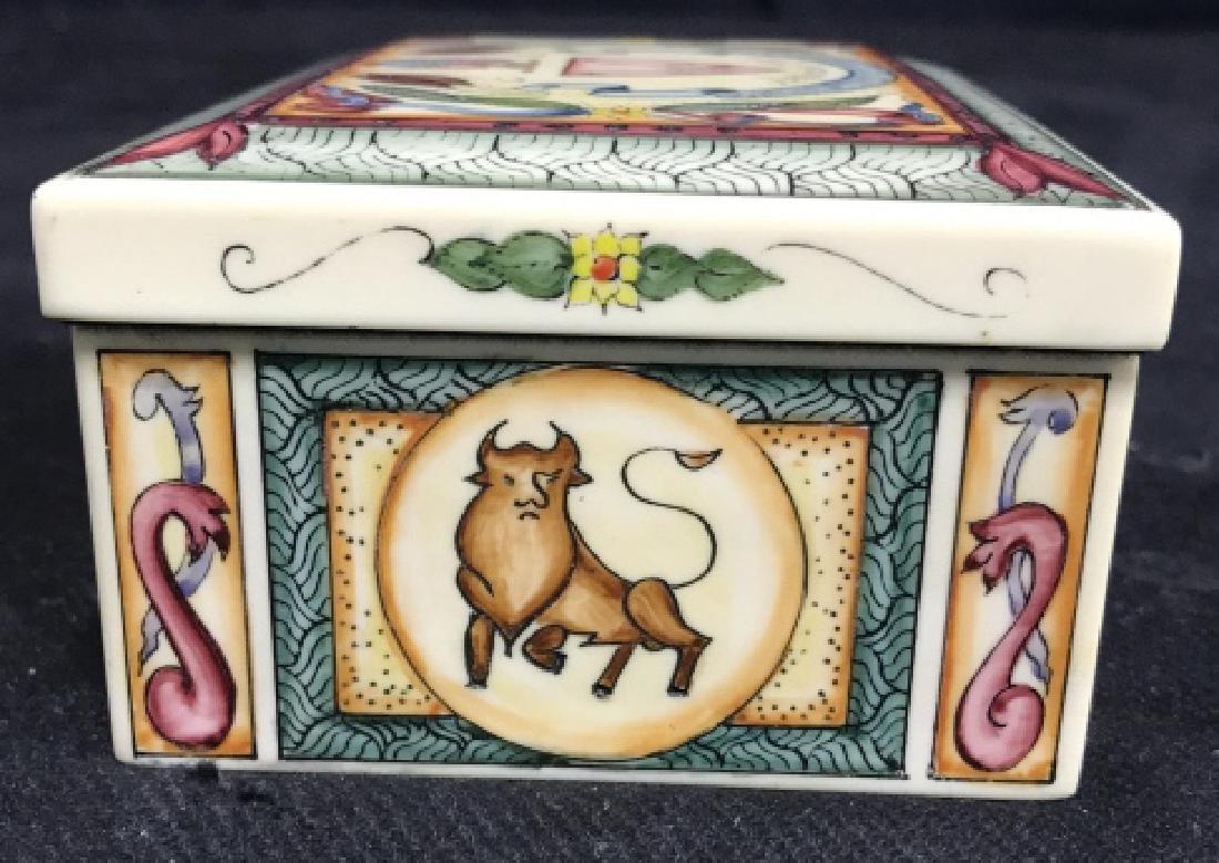 Shinnecock Hills Painted Keepsake Box - 4