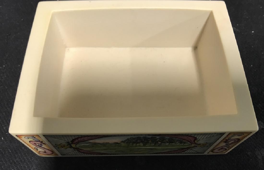 Shinnecock Hills Painted Keepsake Box - 7