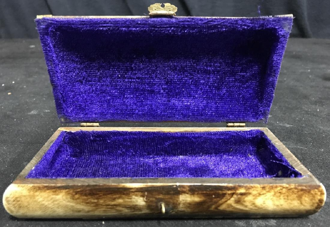 Bone & Brass Keepsake Box - 6