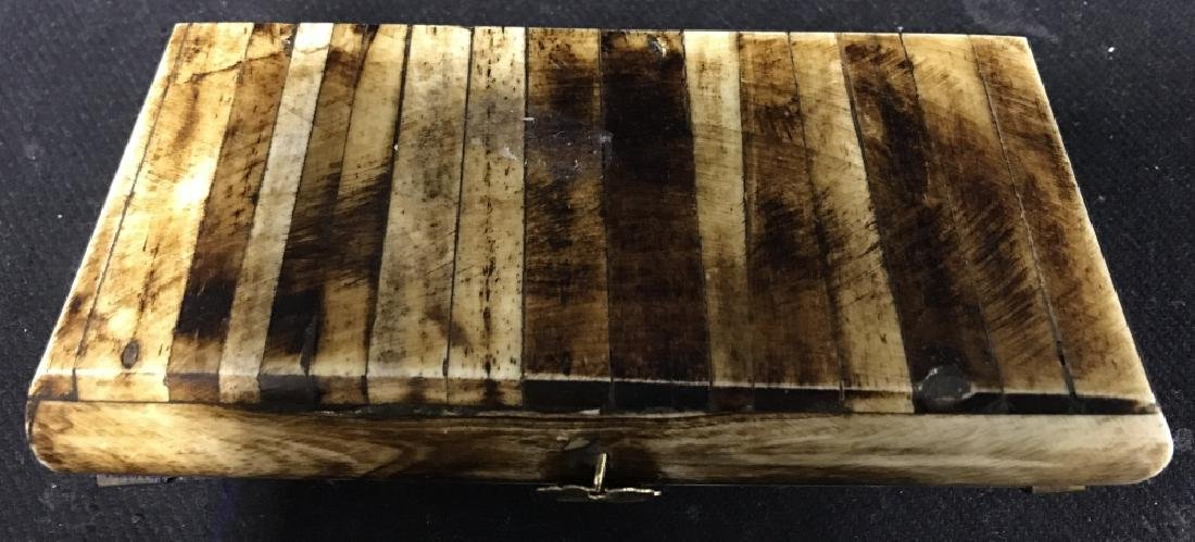 Bone & Brass Keepsake Box - 7