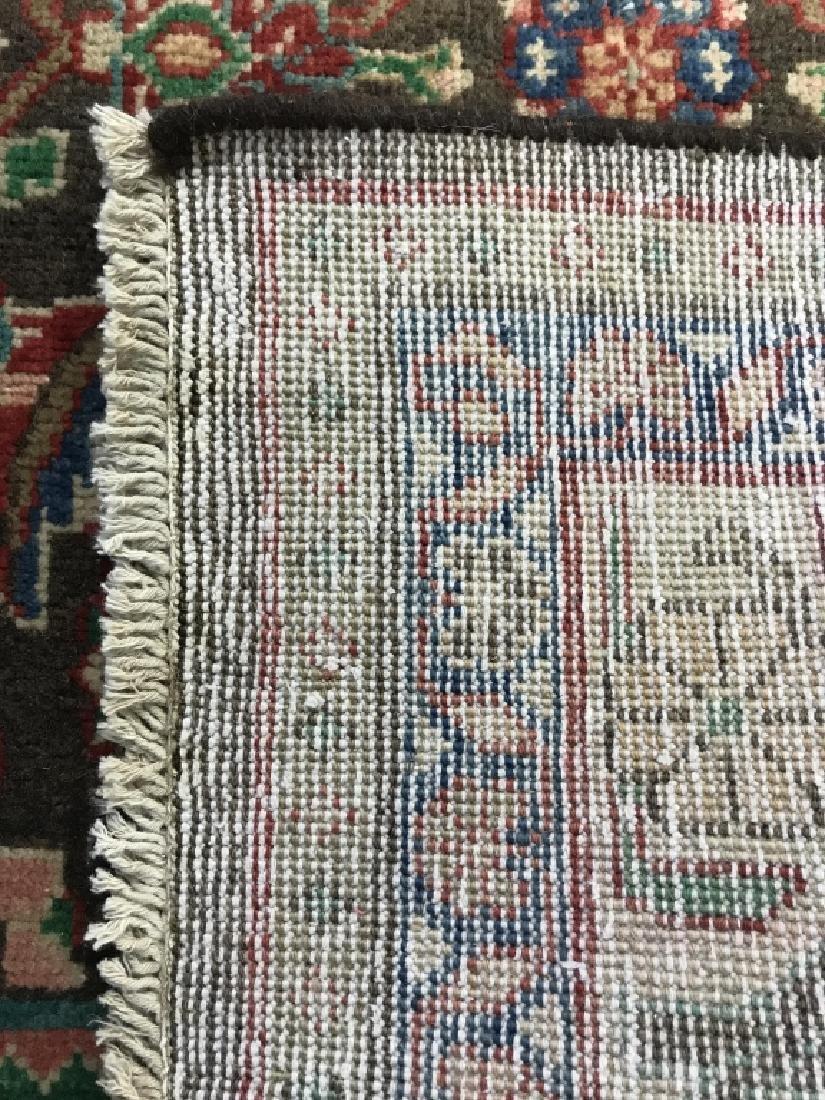 Vintage Handmade Persian Wool Rug C 1950's - 5