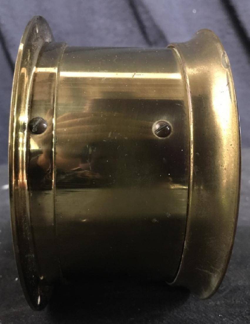 Seth Thomas Ships Bell Clock - 5
