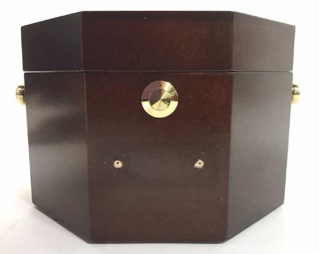 BULOVA MARINE CLOCK BOX - 3